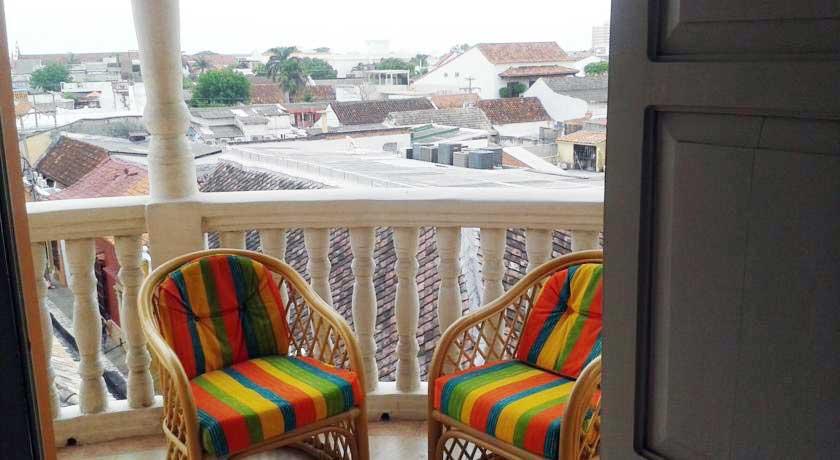 Hotel Cartagena   Historical Center