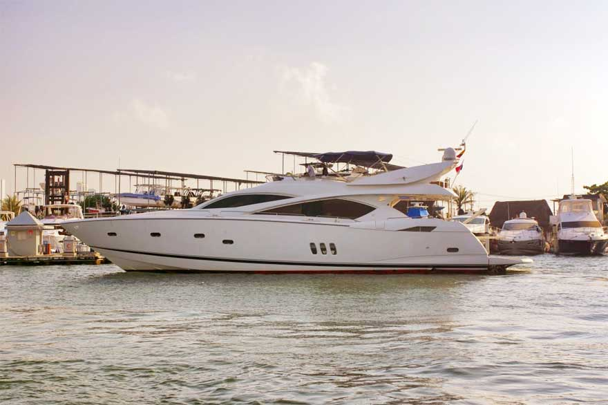 Yacht Cartagena 015