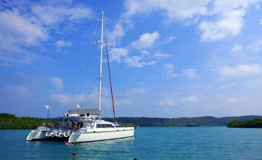 Catamaran Cartagena de Indias