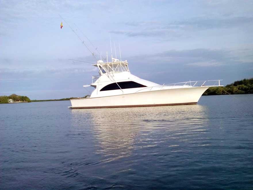 Yacht Cartagena de Indias