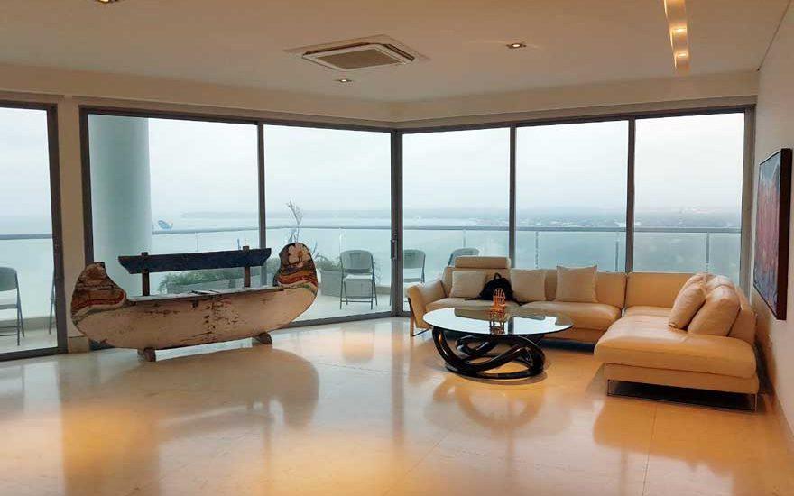 Penthouse Cartagena de Indias