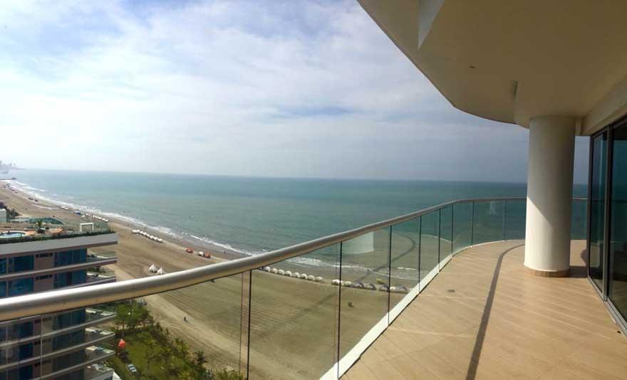 Alquiler Penthouse Zona Norte Cartagena de Indias