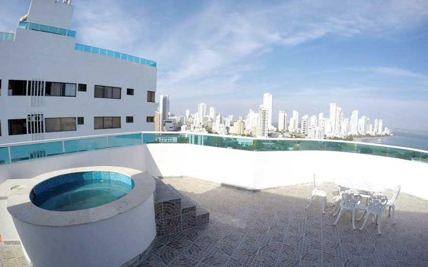 Penthouse Torres del Lago Cartagena
