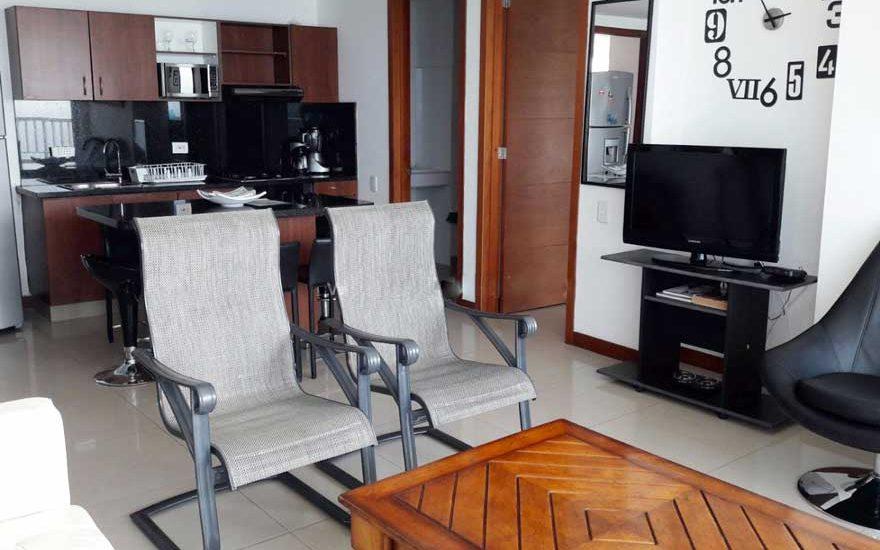 Apartamento Edificio Palmetto Cartagena
