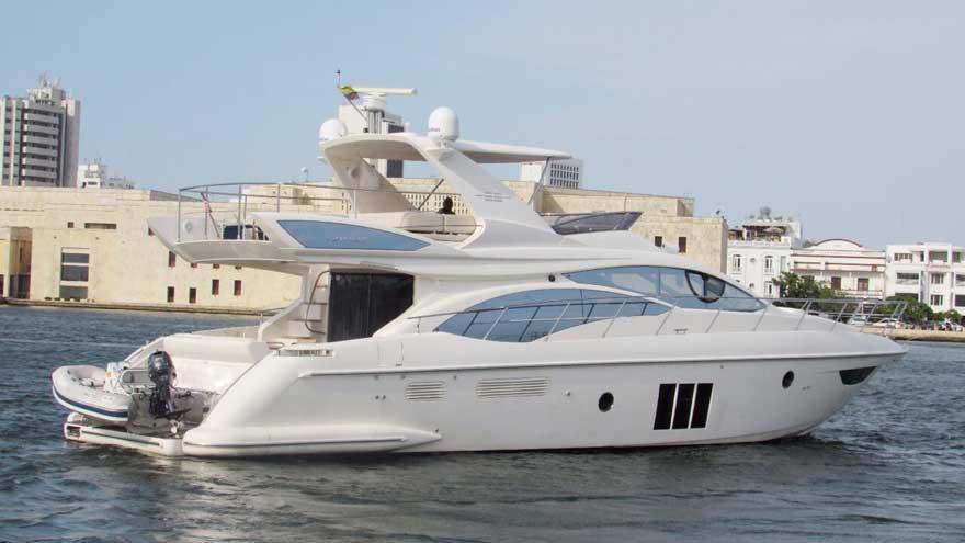 Yacht Charter Cartagena de Indias