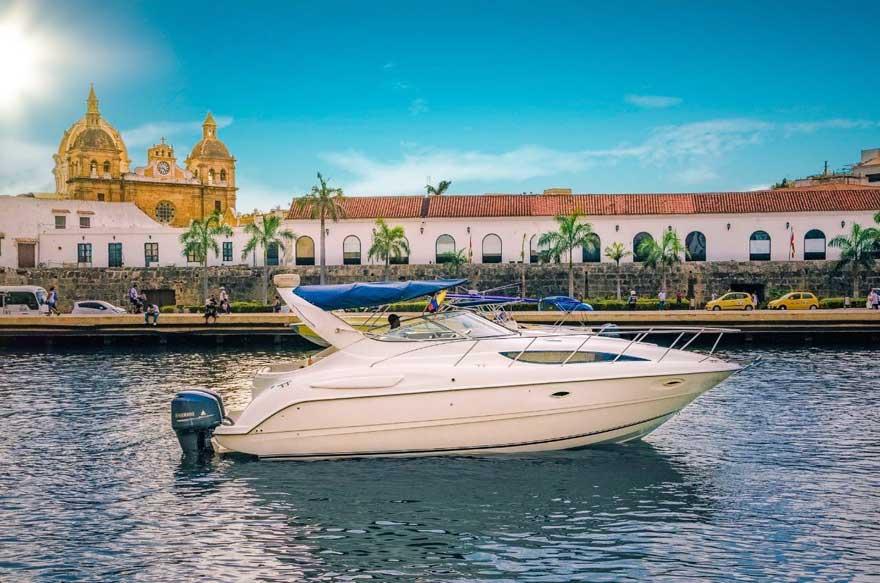 Yacht Cartagena 003