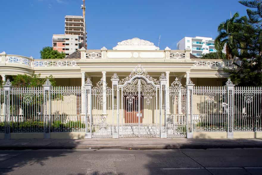 Mansión en Manga Cartagena 002