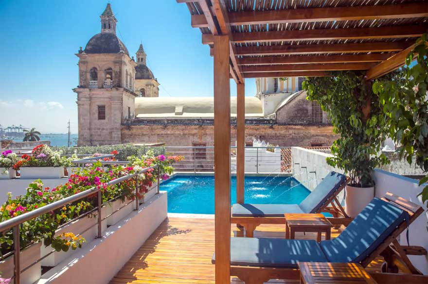 Boutique Hotel in Cartagena Sale 002