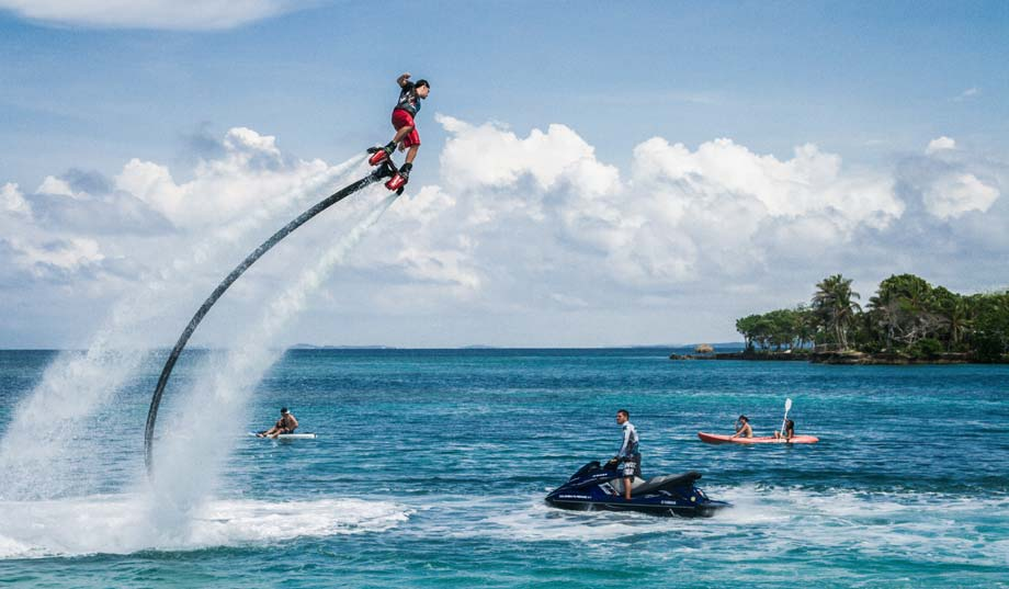 Alquiler Flyboard Cartagena Colombia