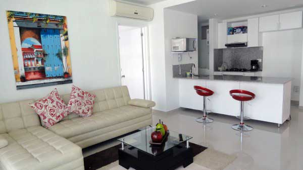 Apartment Morros Ultra | Cartagena 006