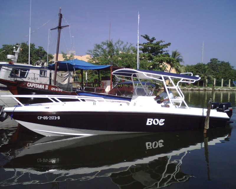 Boat Rental Cartagena Colombia 001