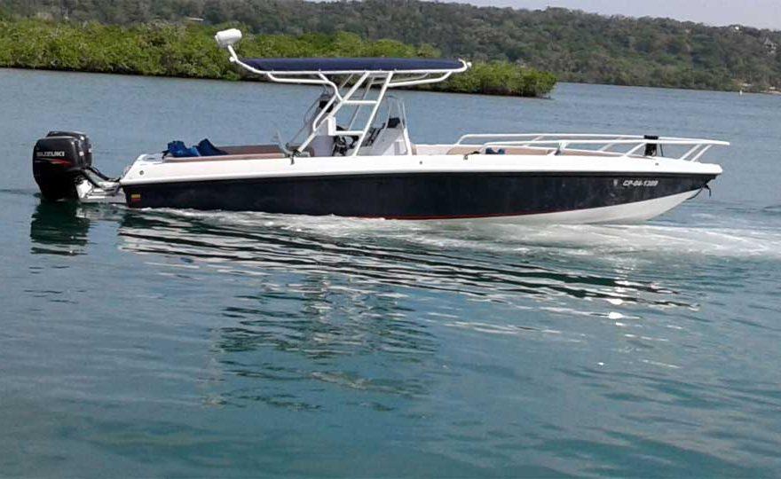 Boat Rental Cartagena Colombia 001