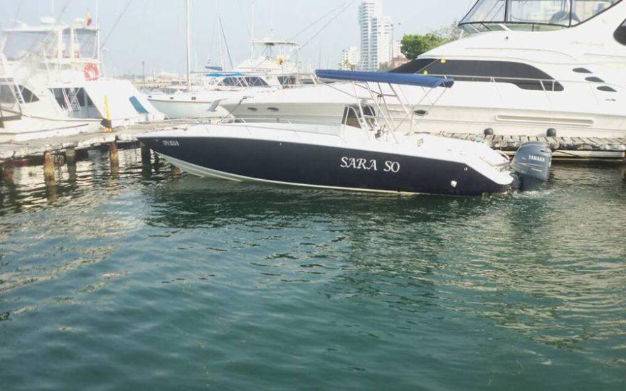 Boat Rental Cartagena Colombia 003