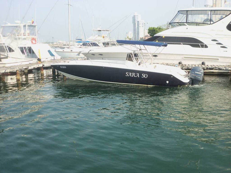 Boat Rental Cartagena Colombia 003