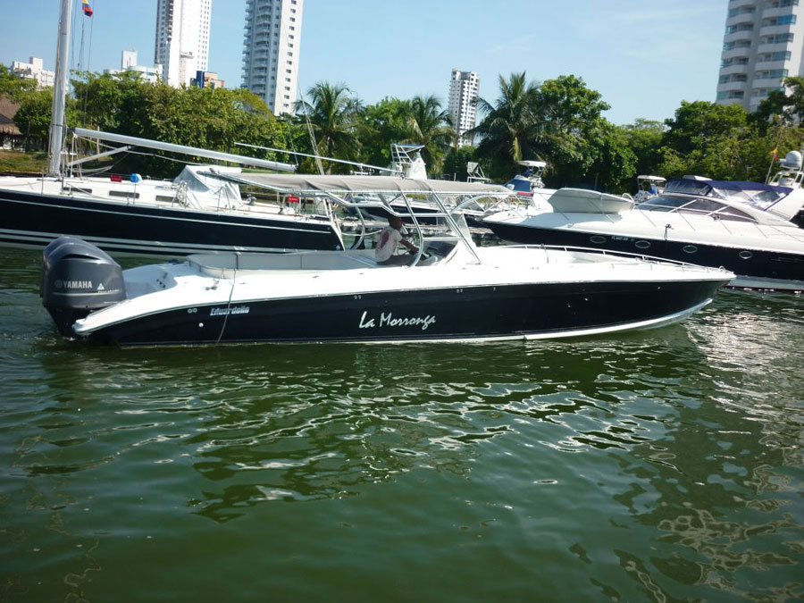 Boat Rental Cartagena Colombia 005