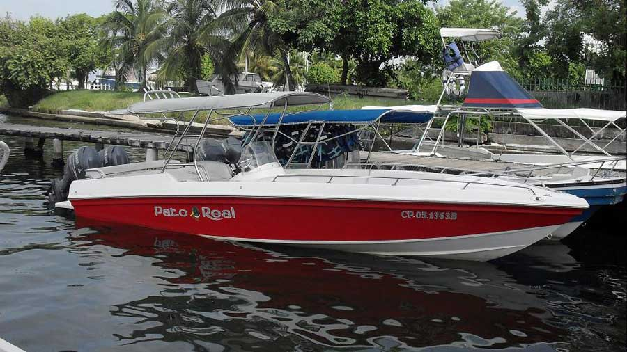 Boat Rental Cartagena Colombia 007
