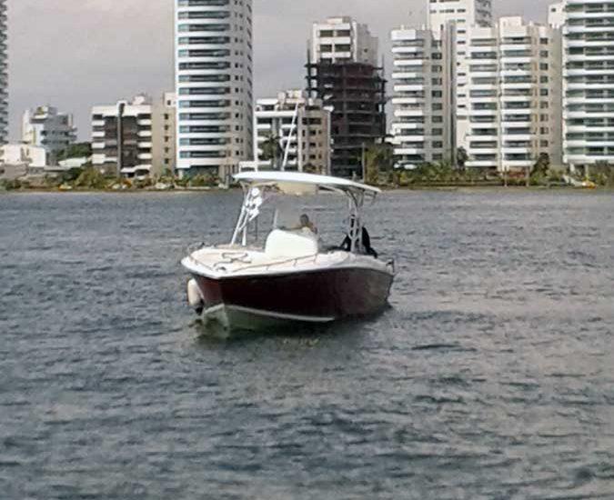 Boat Rental Cartagena Colombia 008