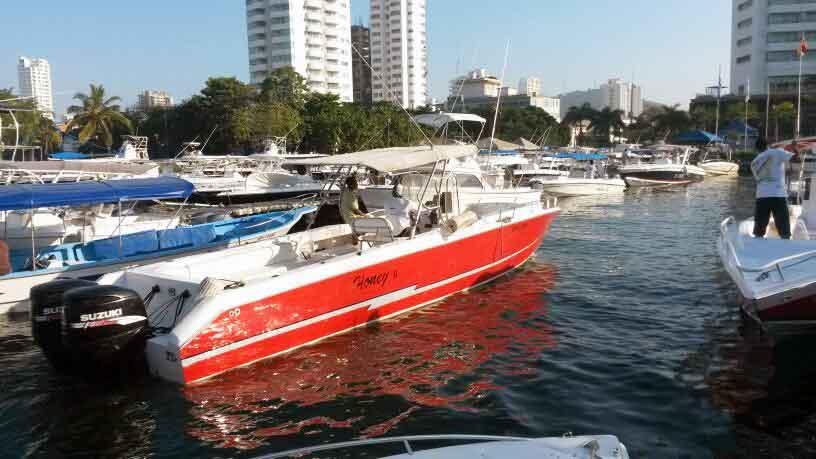Boat Rental in Cartagena de Indias Colombia
