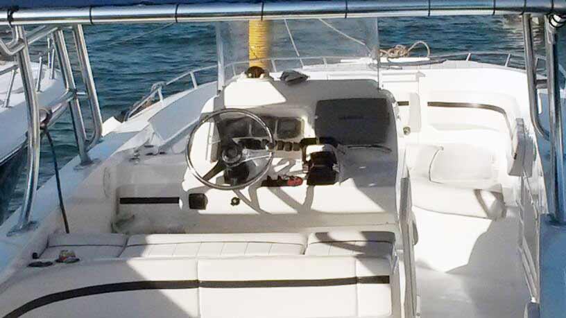 Boat Rental Cartagena Colombia 010