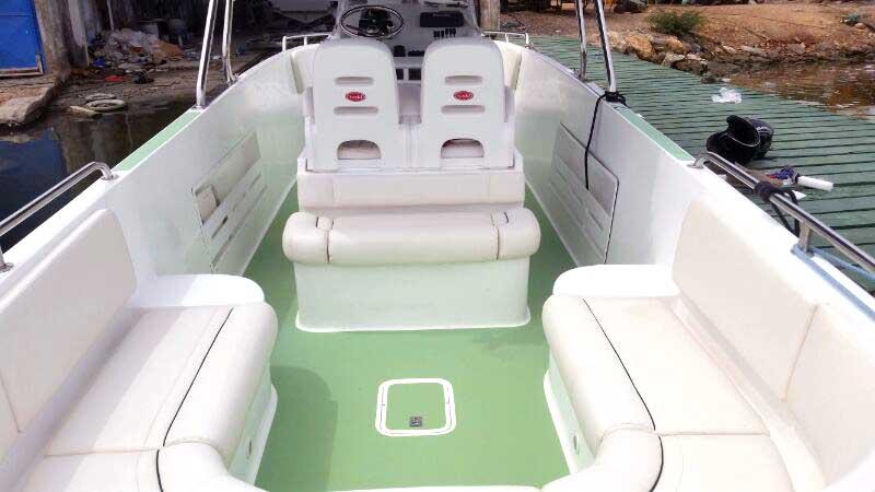 Boat Rental Cartagena de Indias Colombia