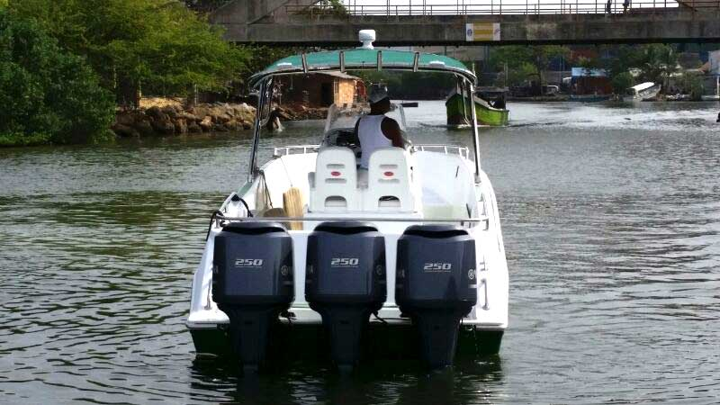 Boat Rental Cartagena Colombia 012