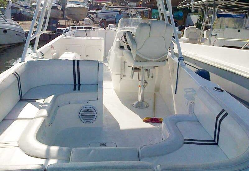 Boat Rental Cartagena Colombia 014