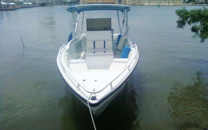 Boat Rental Cartagena Colombia