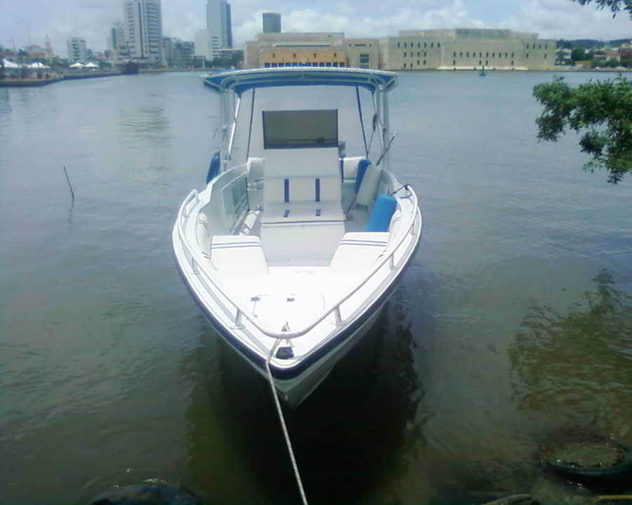 Boat Rental Cartagena Colombia 016