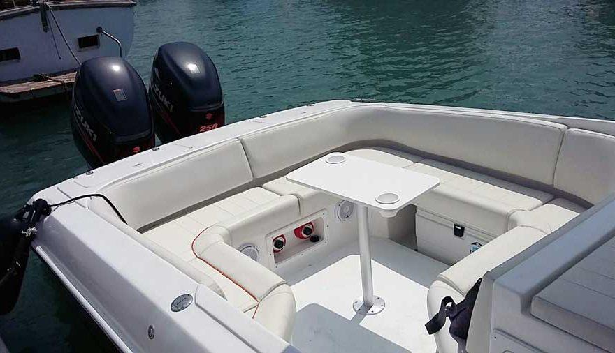 Boat Rental Cartagena Colombia 018