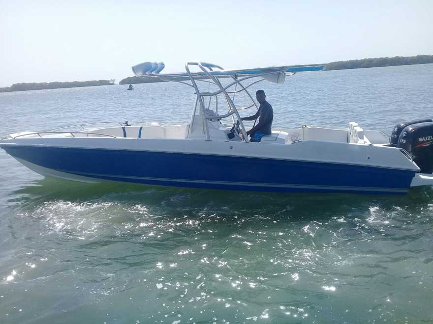 Boat Rental Cartagena Colombia 019