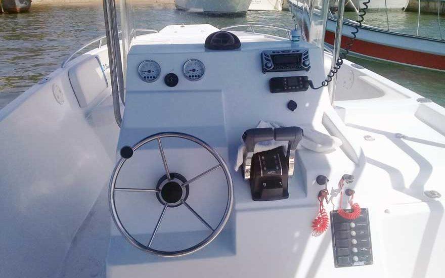 Boat Rental Cartagena Colombia 019