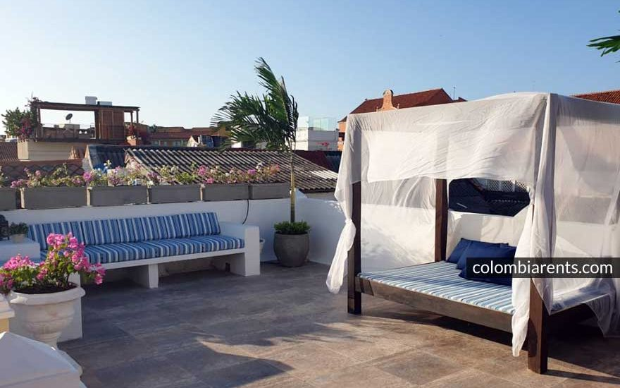 Casa Centro Histórico Cartagena 118