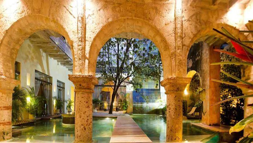 Colonial Mansion Cartagena de Indias