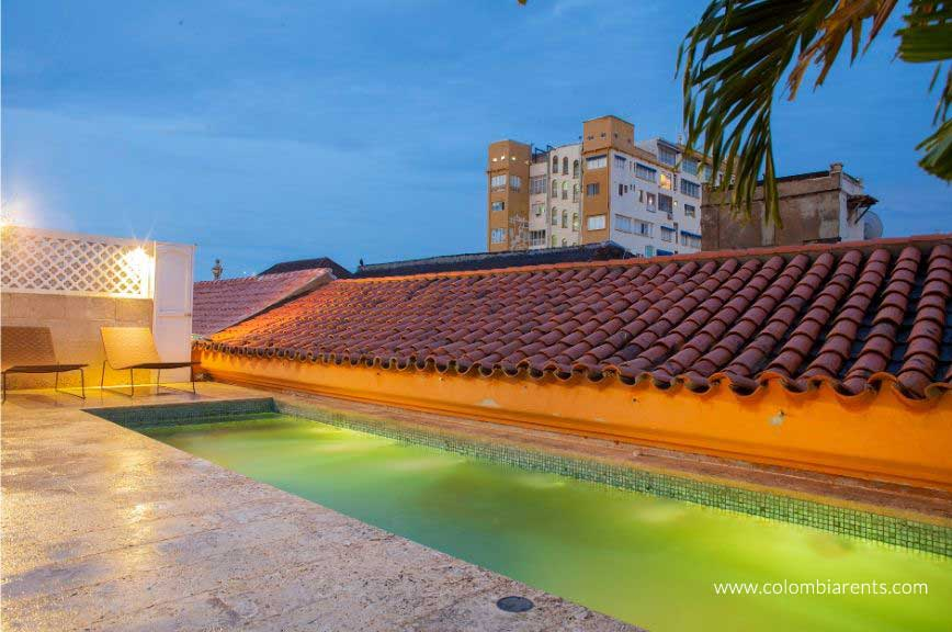 Historical Center House Cartagena 086