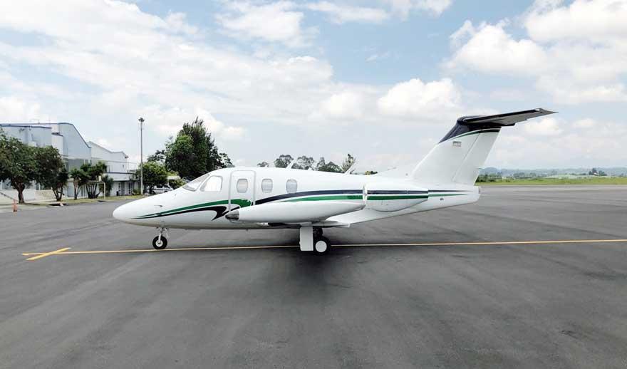Jet Privado 008