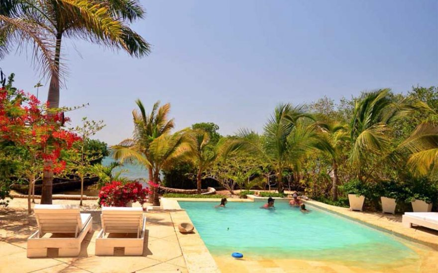 Luxury Villa Cholon Cartagena