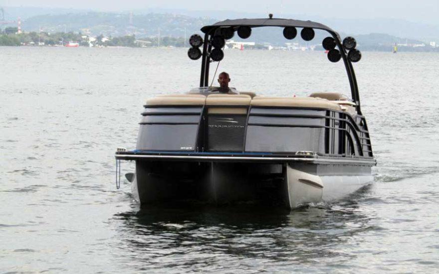 Planchón Boat in Cartagena de Indias