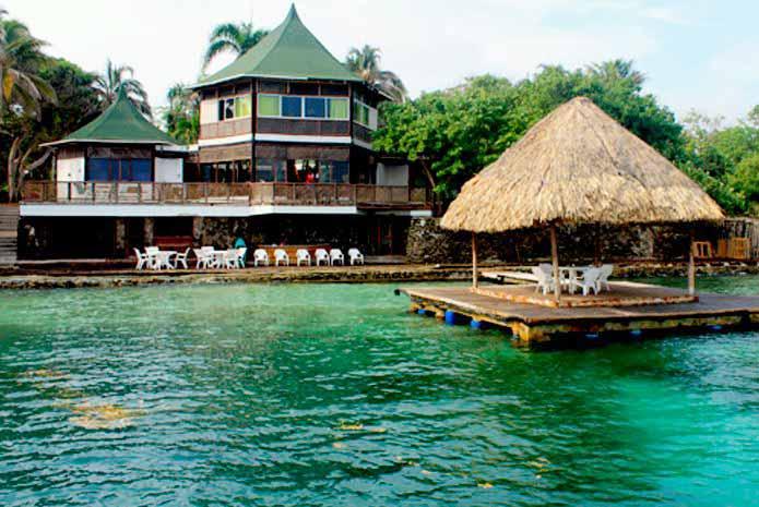 Private Island | Islas del Rosario 023