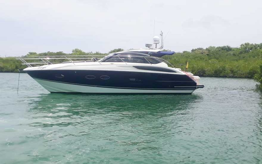 Yate Princess V40