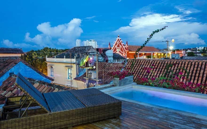 Casa en las Murallas de Cartagena