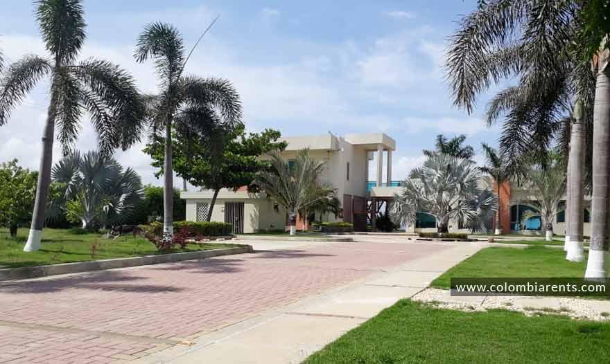 Casa en Punta Canoas Colombia