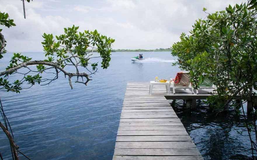 Casa en la isla de Barú