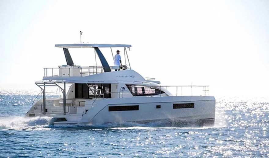 Catamarán para eventos en Cartagena de Indias