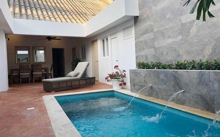 Casa Getsemani Cartagena de Indias