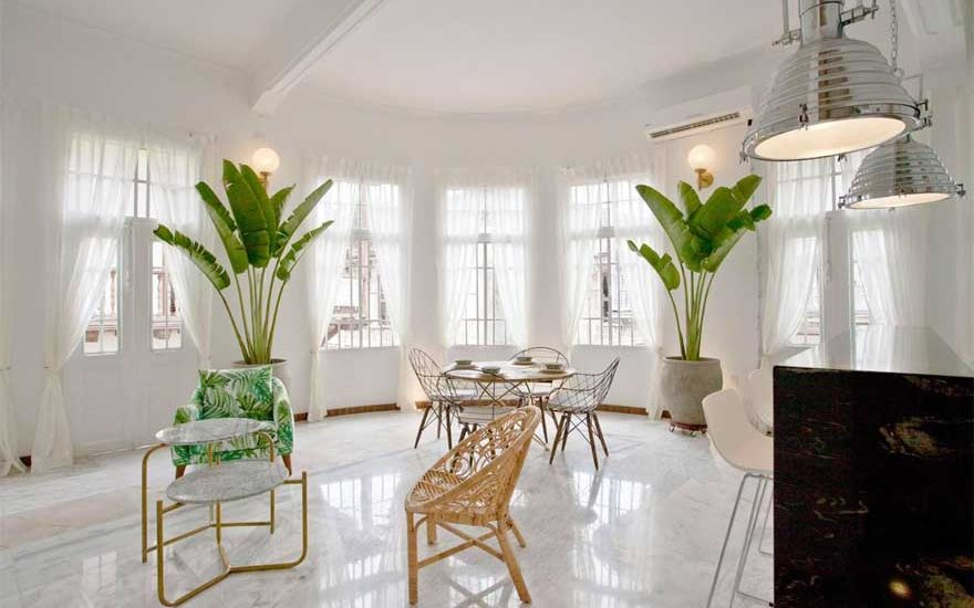 Apartamento en la ciudad amurallada de Cartagena