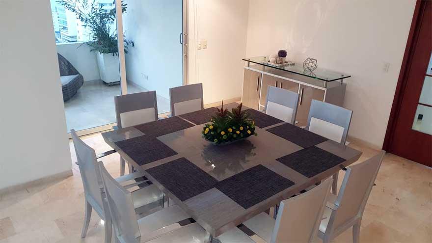 Apartamento Bocagrande Bahia 001