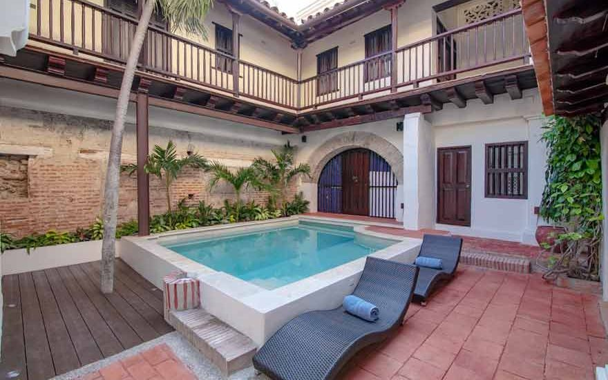 Casa de Gran Tamaño Cartagena Colombia
