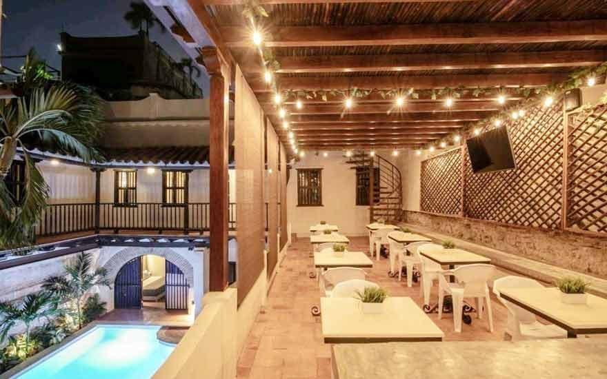 Casa Centro Histórico Cartagena 122