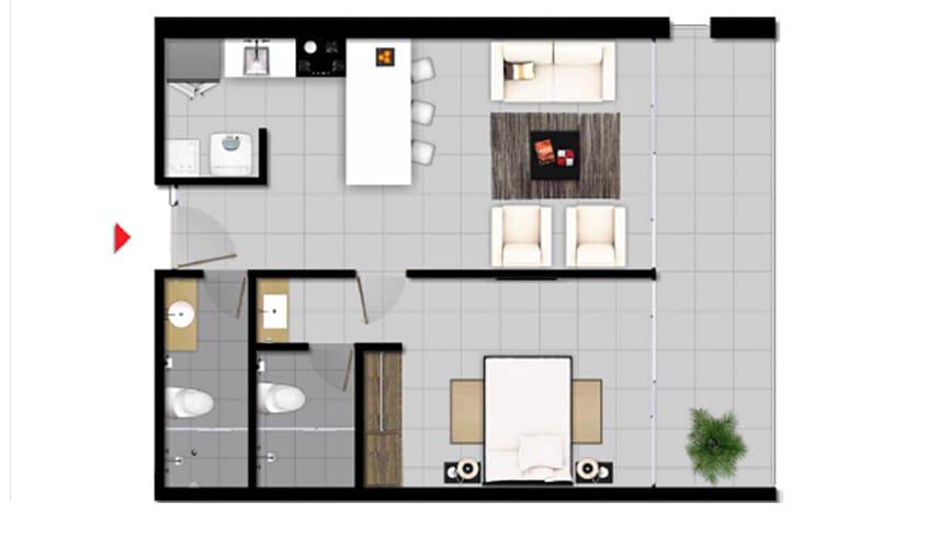 Venta Apartamento spiaggia di cartagena