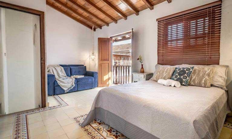 Casa Hotel Boutique Cartagena Colombia